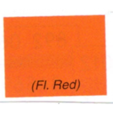 1138 Monarch Gun Labels - Red